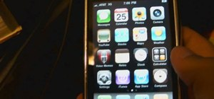 Jailbreak iPhone, iPod Touch 3.1.2