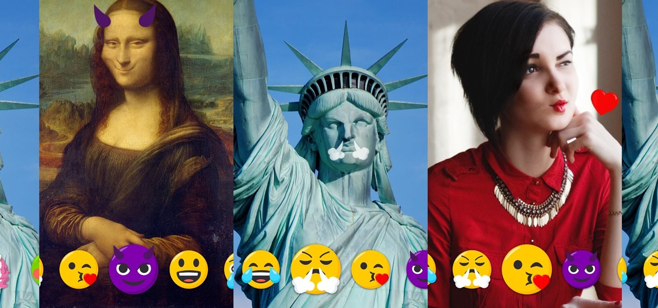 Become a Human Emoji with Facetune's Newest App for iPhones