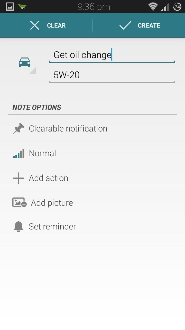 How to Add To-Do Lists & Reminders Directly to Your Android Notification Tray