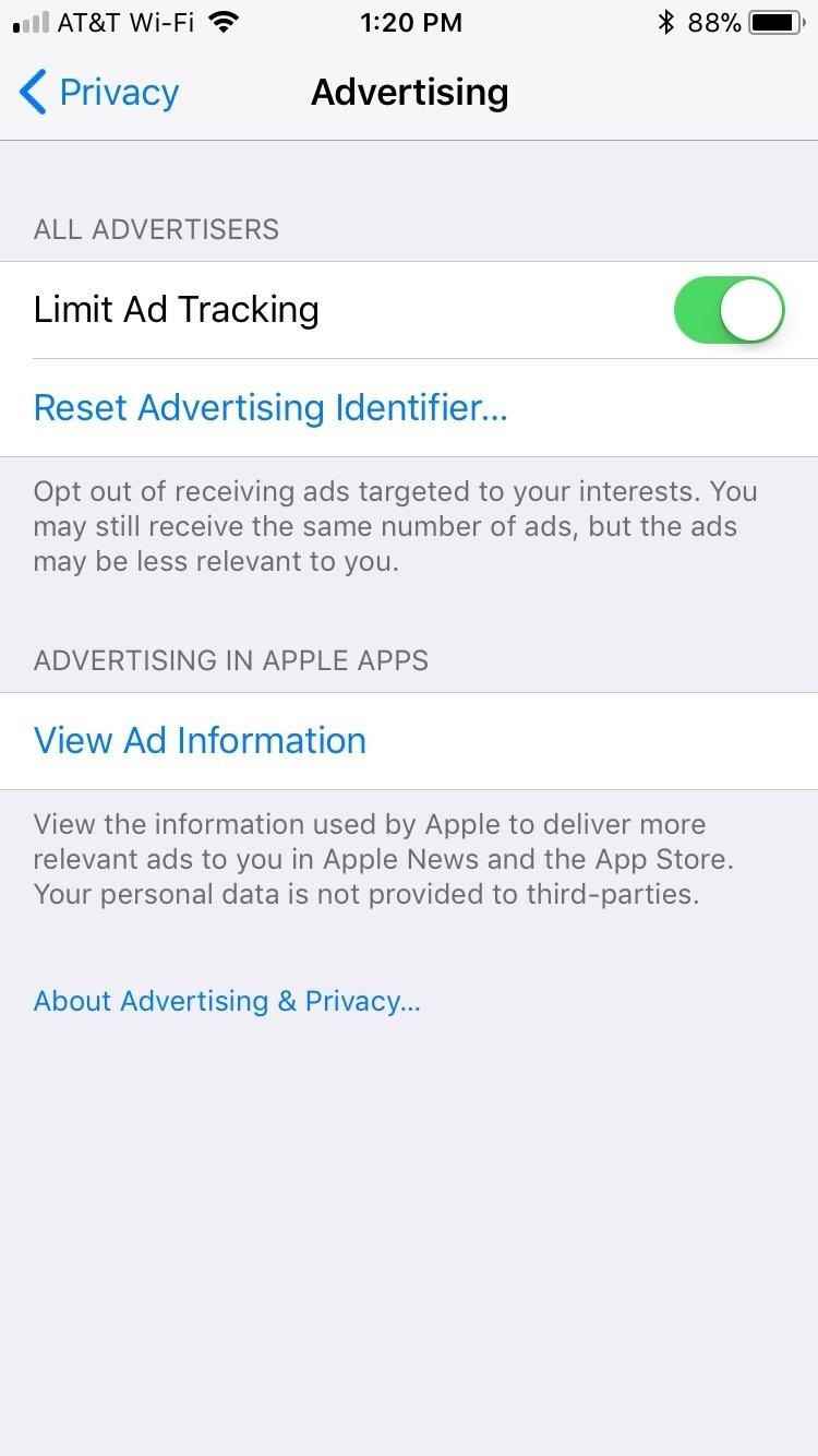 30+ Privacy & Security Settings in iOS 12 You Should Check Right Now