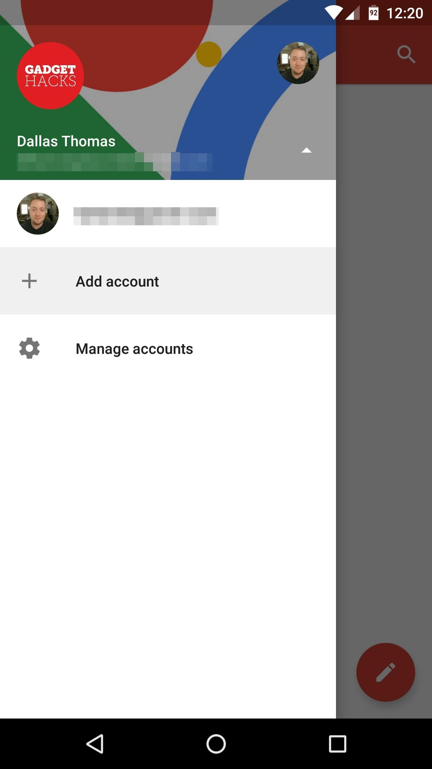 next up select other then enter your icloud email address and password when prompted once you re done there you ll be asked to set up account syncing