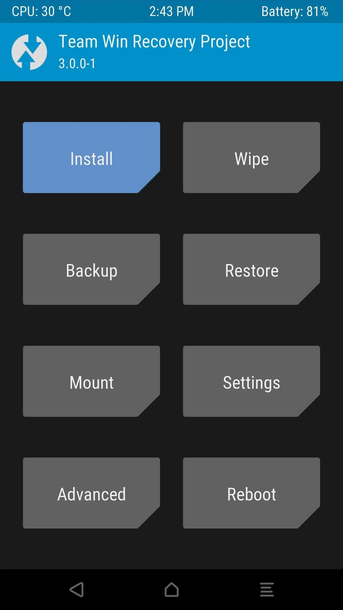 How to Swap the 'Back' & 'Recent Apps' Buttons on Your Nexus 6P