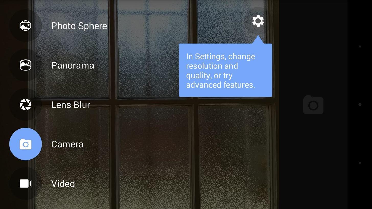 Google Camera Update Adds a Self-Timer, Fisheye Effect, 16:9 Photos