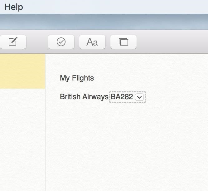 The Fastest Way to Get Detailed Flight Info on Your iPhone & Mac
