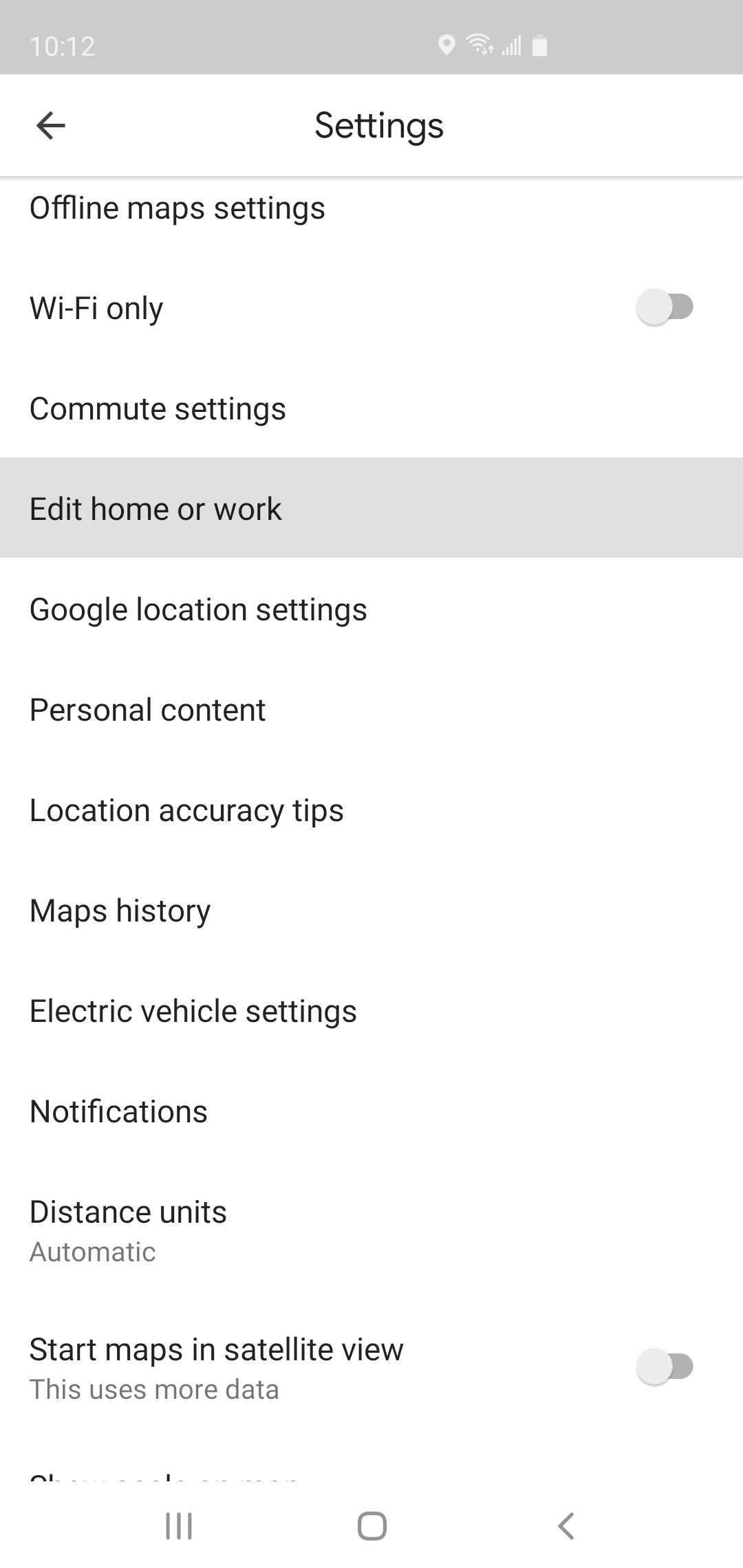 "How to save both a Home & Work address in Google Maps when you work from home [19659007] From there, tap the ""Labeled"" tab if you are not already there, and then select ""Work"". Here's the secret: <strong> Don't enter your address </strong>. Instead, tap ""Select on Map"", pan and zoom to place the blue pencil at the location of your home, and click ""Save"". Once this is done, your workspace will appear in Google Maps as a ""Filed Pen"". </p> <figure> <figure class="