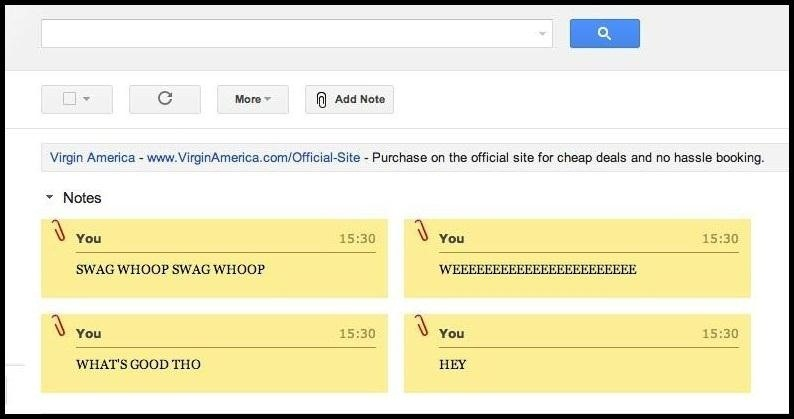 how to add read email in gmail