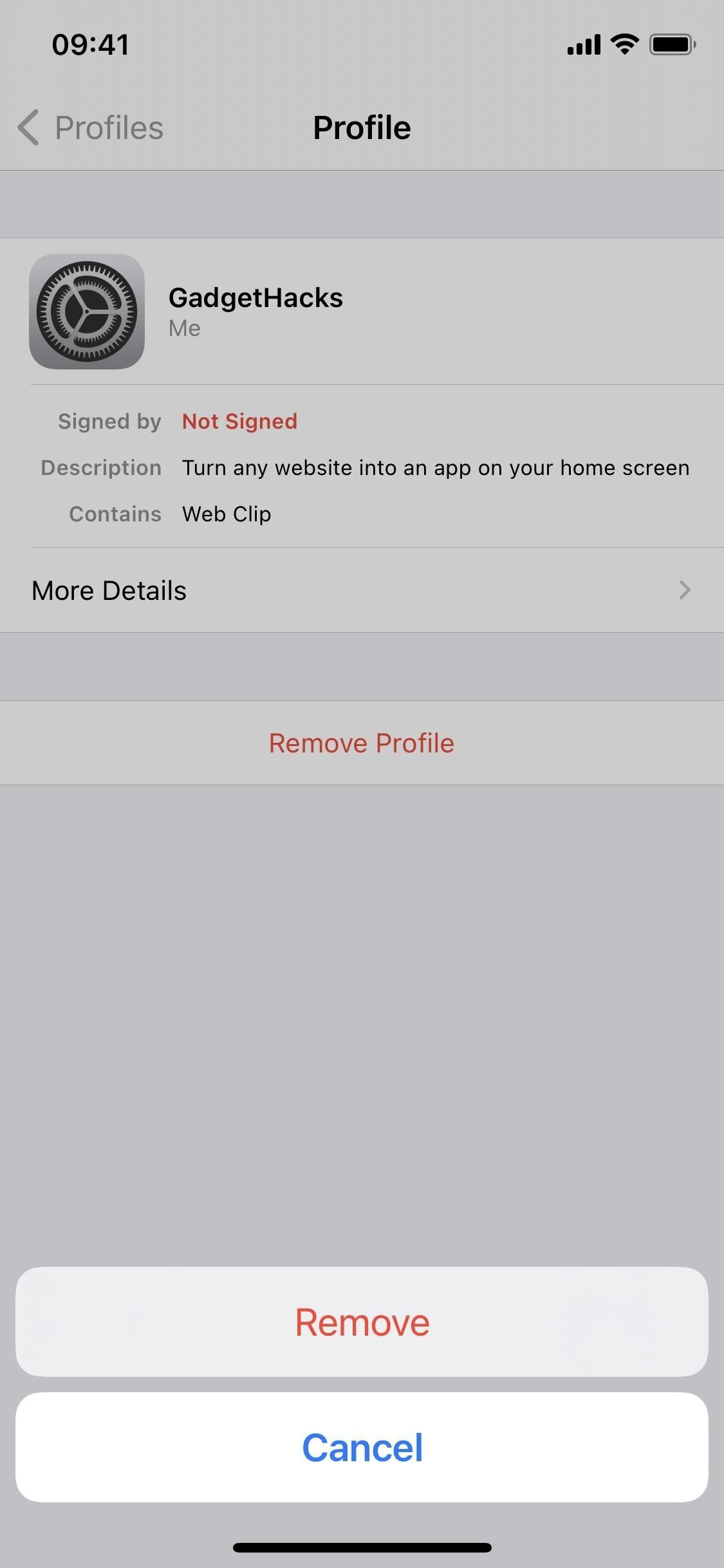 Turn Any Website into a Full-Screen App on Your iPhone