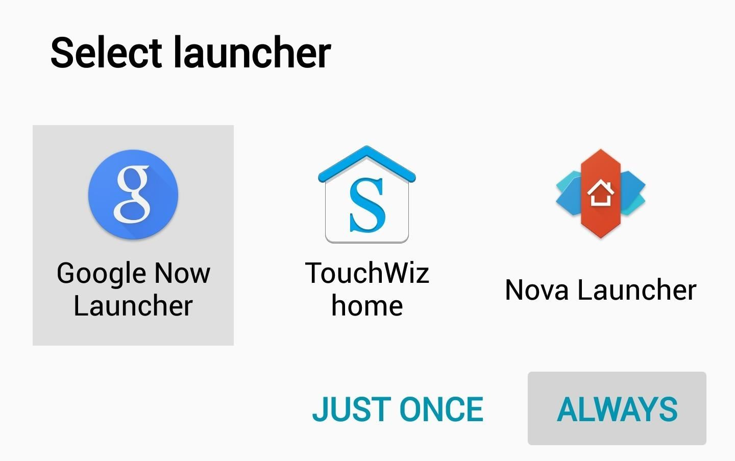 With One Of These Three Apps Set As Your Default Launcher, Your Home Screen  Will