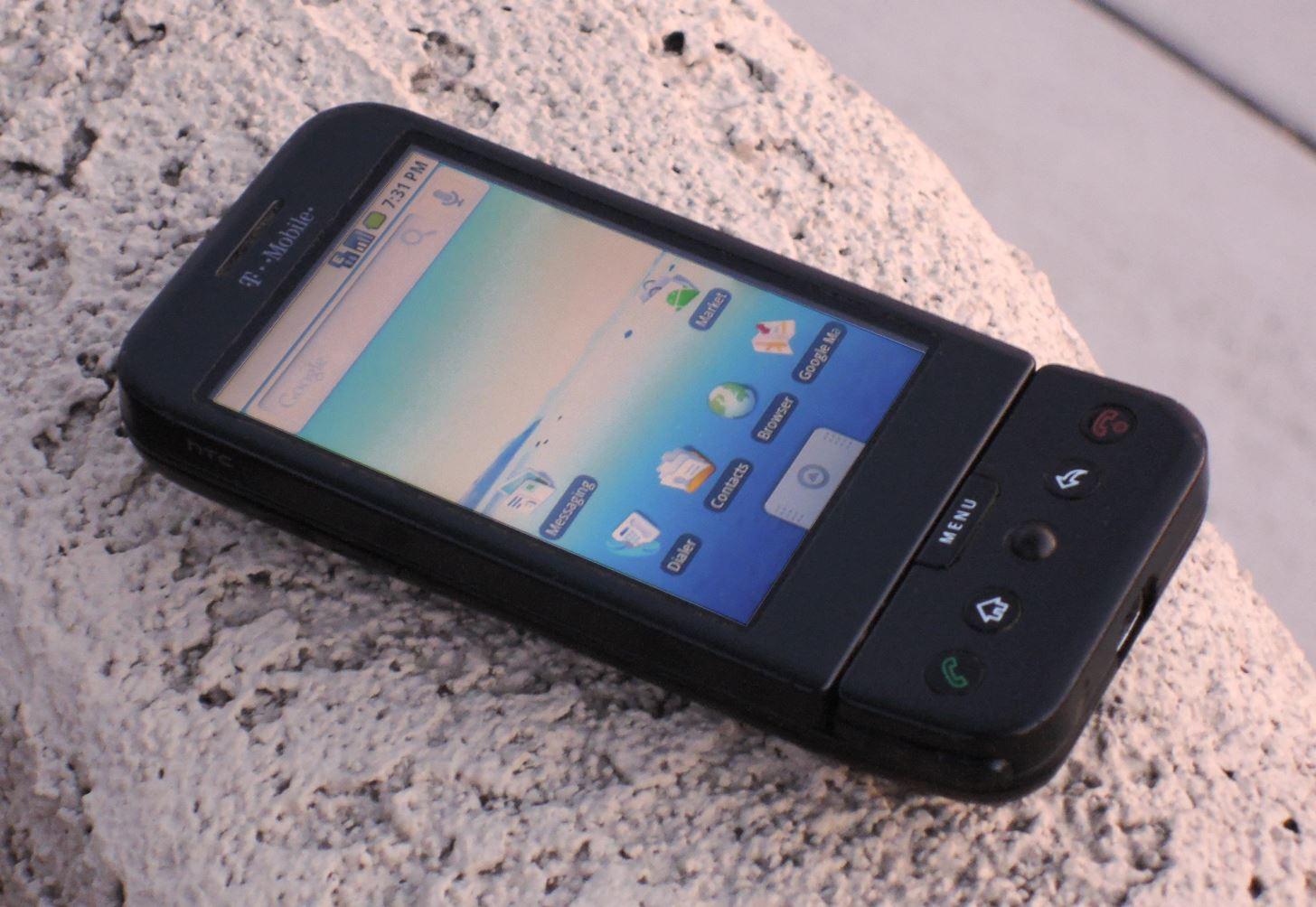 The first Android phone debuted 10 years ago this month - What a difference a decade makes
