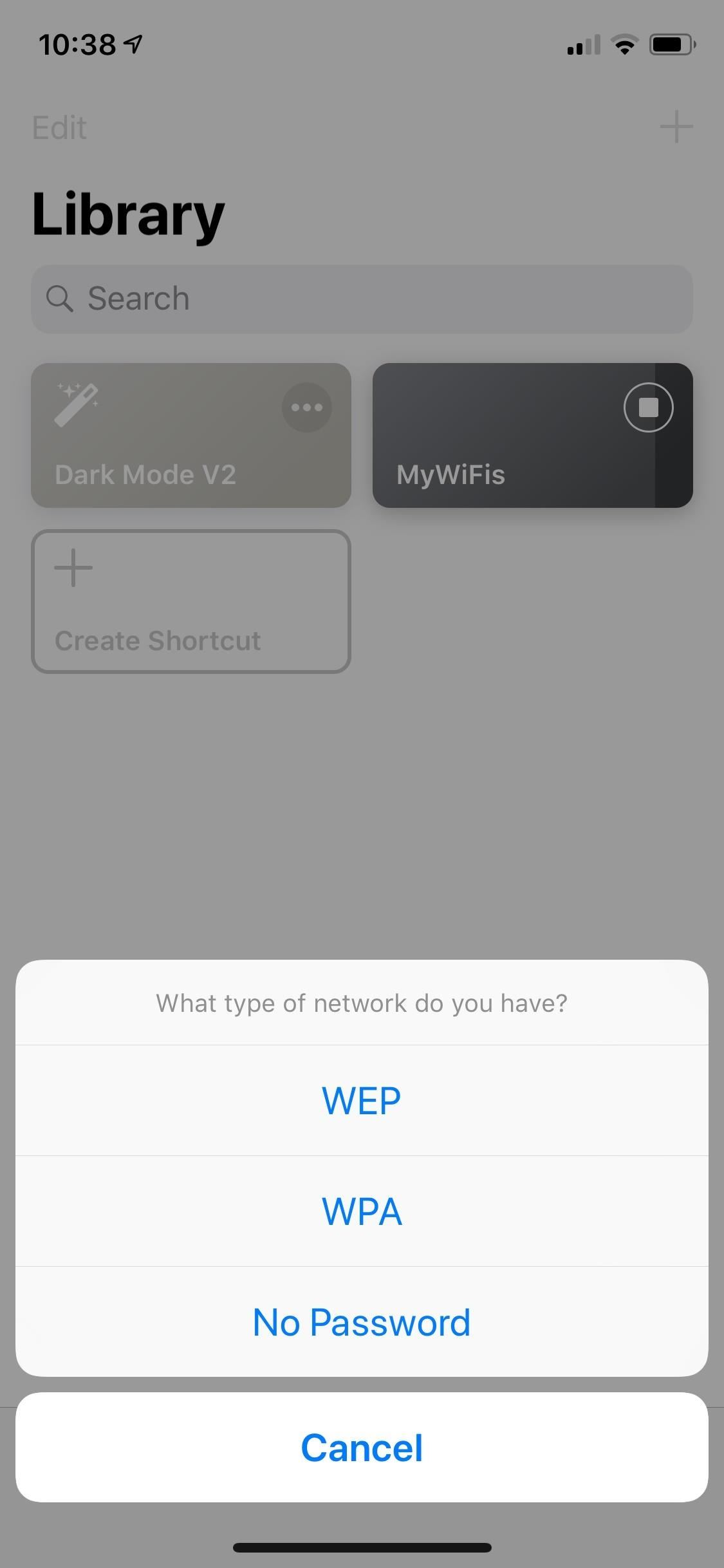 Easily Store Your iPhone's Wi-Fi Passwords & Share Them with Anybody — Even Android Users