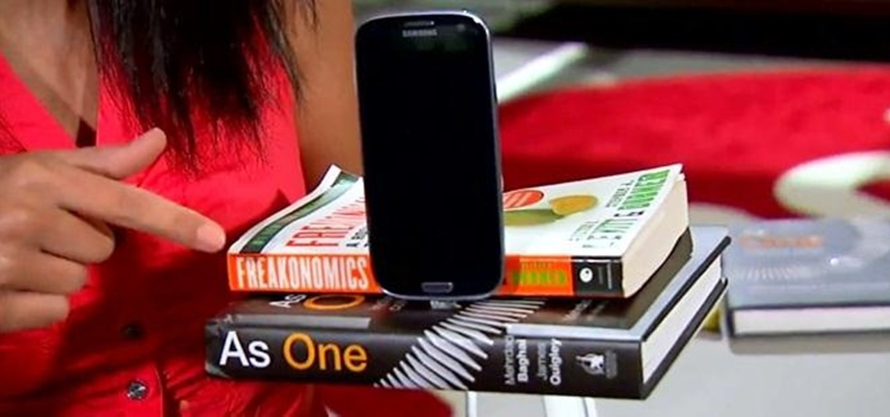 Turn Old Books into an Incognito NFC-Enabled Phone Charging Dock