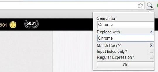 "How to ""Find & Replace"" Text Directly in Your Web Browser"