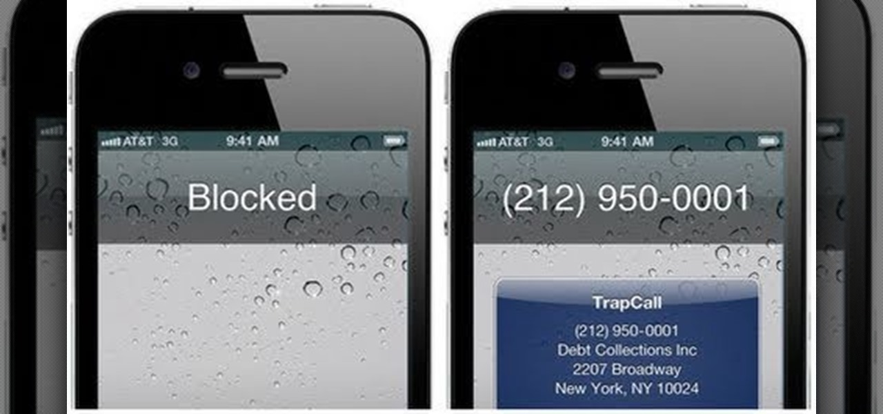 Block cell phone calls - how to call block on cell phone