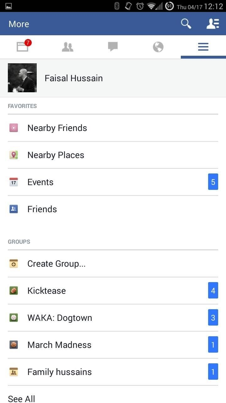 "Facebook Introduces ""Nearby Friends"" for Increased Stalking Power"