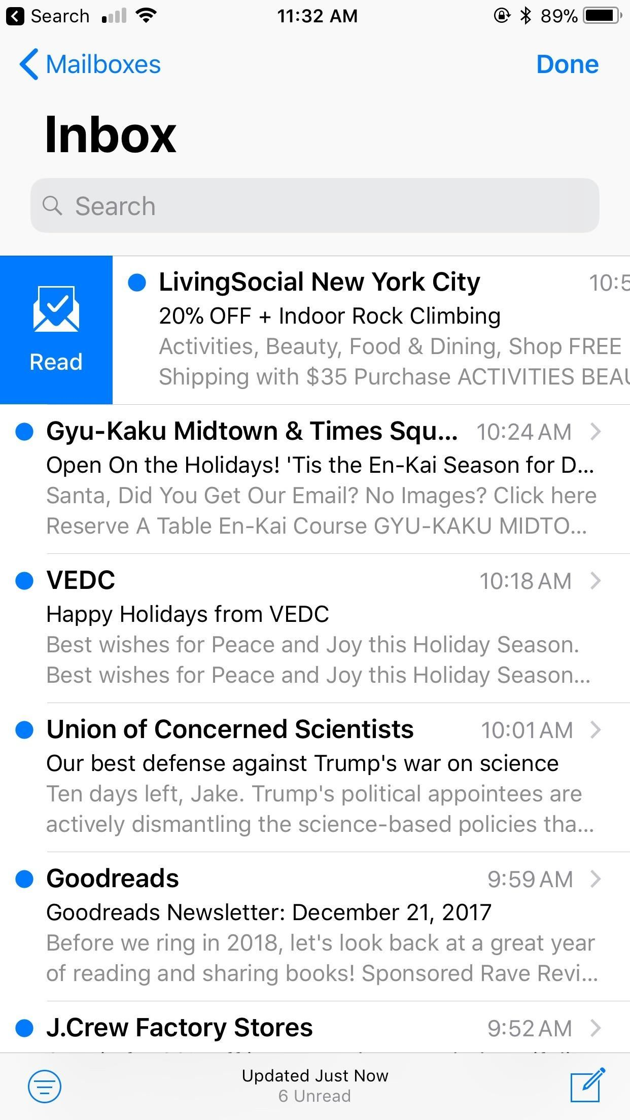 The 5 Best Free Email Clients for iOS