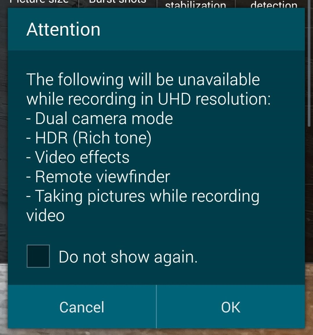 How to Take Selective Focus Pics & Shoot 4K Videos on Your Galaxy S5