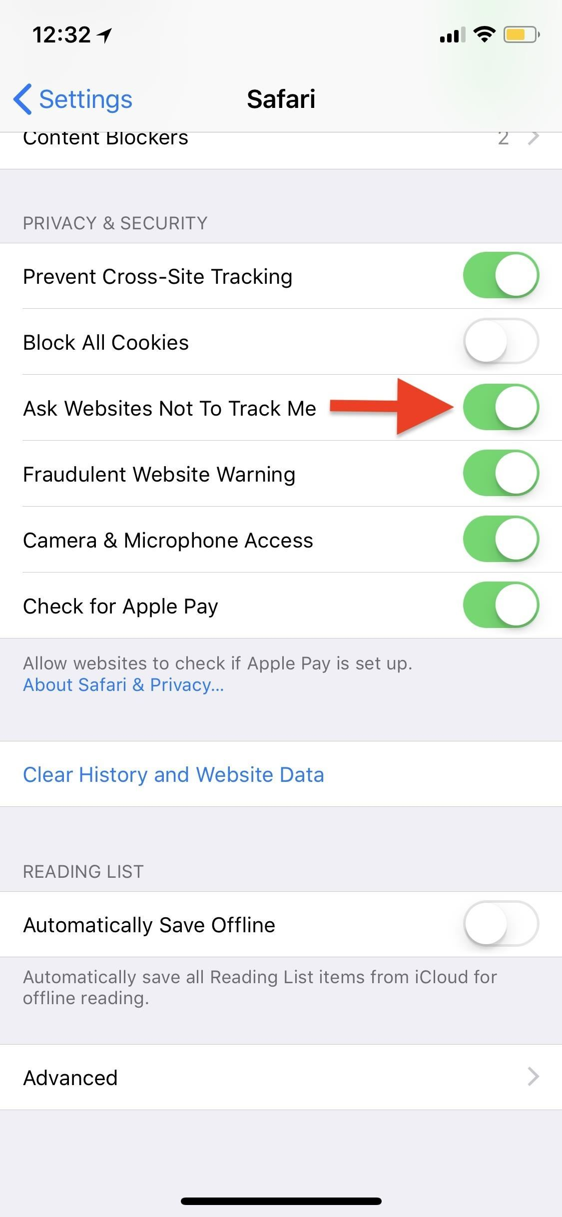 Safari 101: How to Ask Websites & Advertisers Not to Track Your Browsing Activity