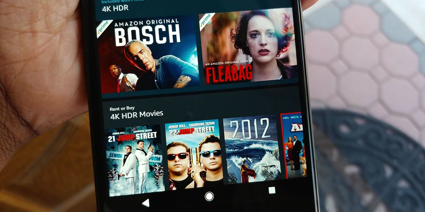 The 5 Best Phones for Streaming Videos from Netflix, Hulu, YouTube, and Amazon Prime