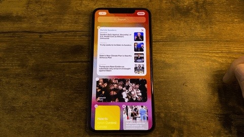 The New Way to Edit Today View Widgets on Your iPhone in iOS 14