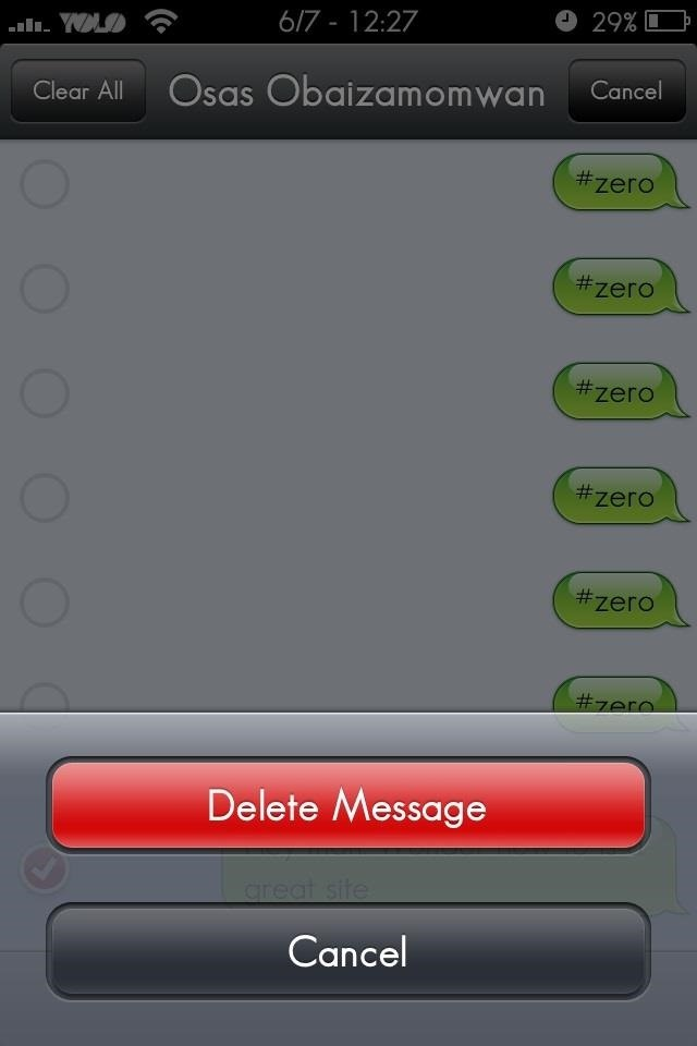 delete text messages iphone how to permanently delete text messages on your iphone 2120