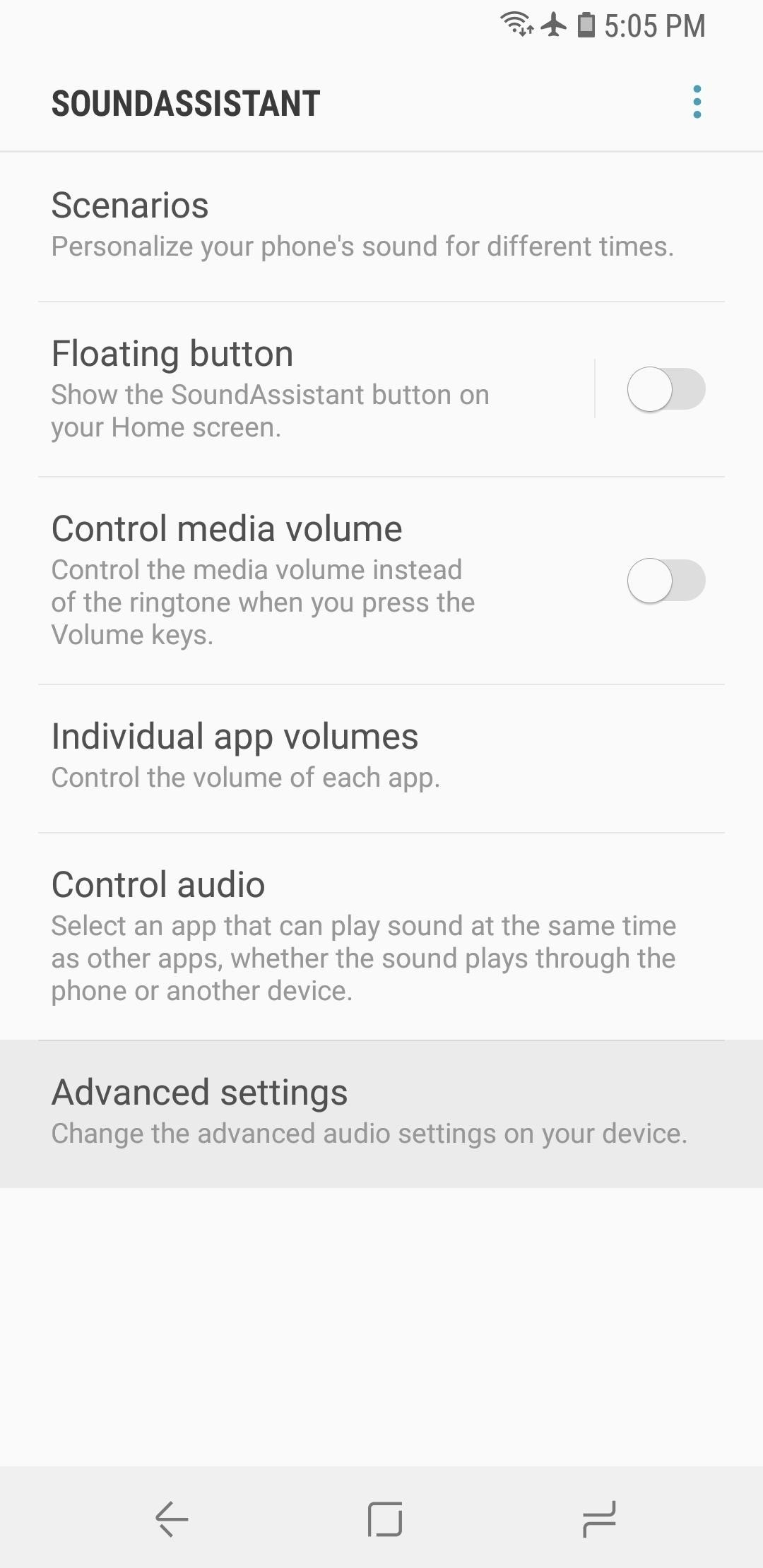 6 Hidden Audio Mods for Your Galaxy S9