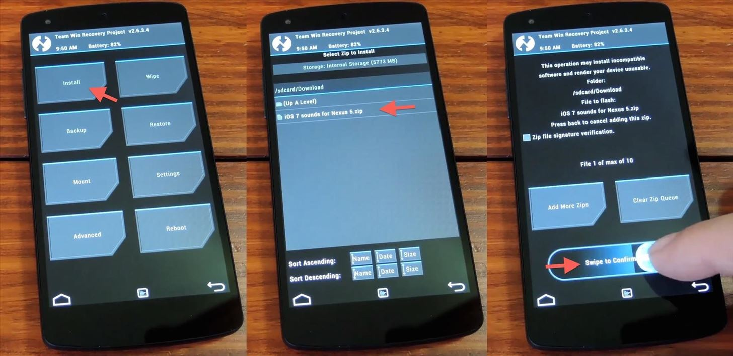 How to Get iPhone Ringtones, Notifications, & System Sounds on Your Nexus 5
