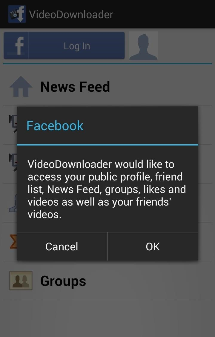 How To Download Any Video From Facebook Onto Your Samsung Galaxy S3 For  Offline Viewing