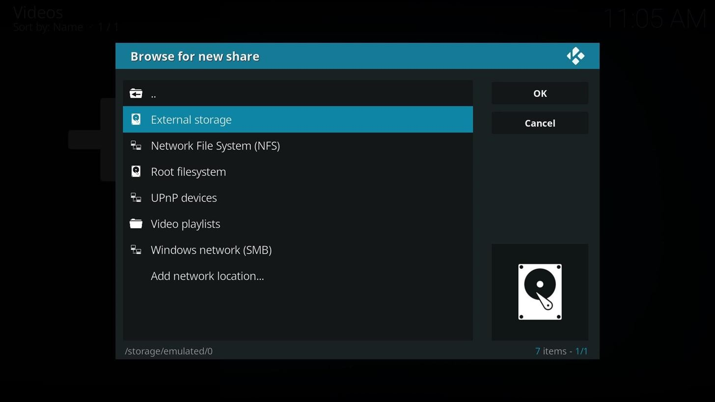 Kodi 101: How to Add Your Own Movies, Music & Pictures to the Media Library