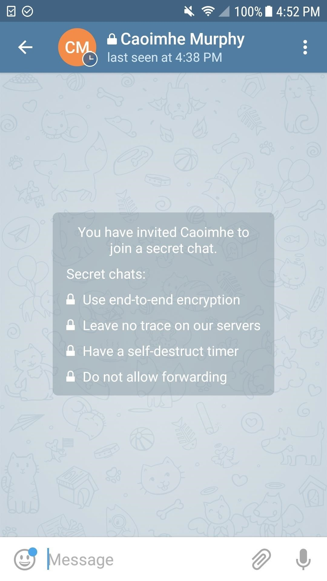 Telegram 101: How to Enable End-to-End Encryption for Your Chats