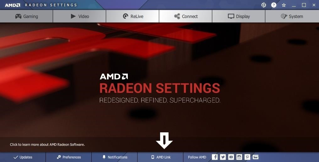 How to Stream PC Games to Your Phone Using AMD Link