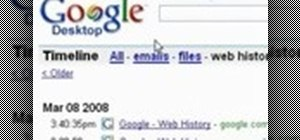 Permanently delete Google search history