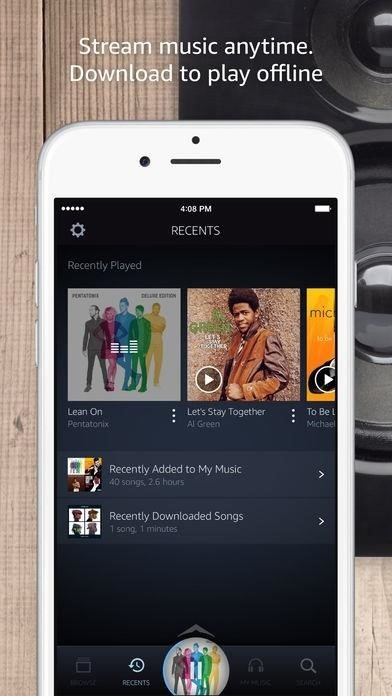 how to download amazon music from iphone to computer