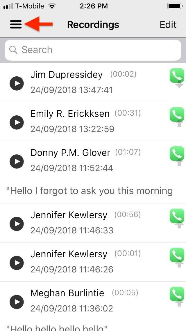 Call Recorder Jailbreak Tweak Lets You Record iPhone Calls for Cheap