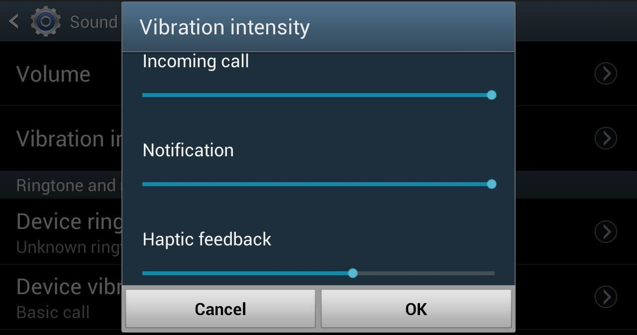 How to Tell What's in a Text Without Looking by Activating Smart Vibrations on Your Samsung Galaxy S3
