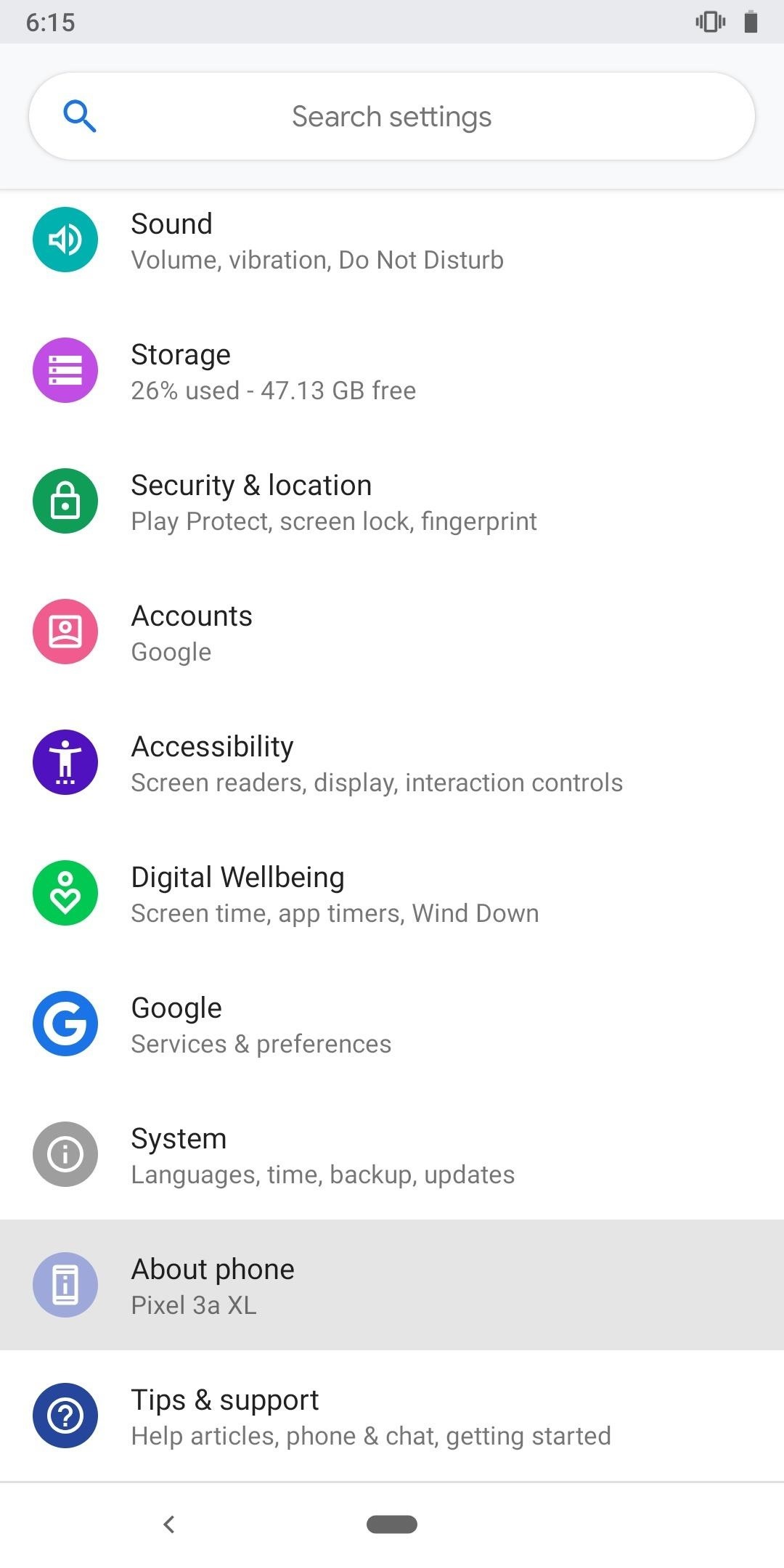 How to Unlock the Bootloader on Your Pixel 3a « Android