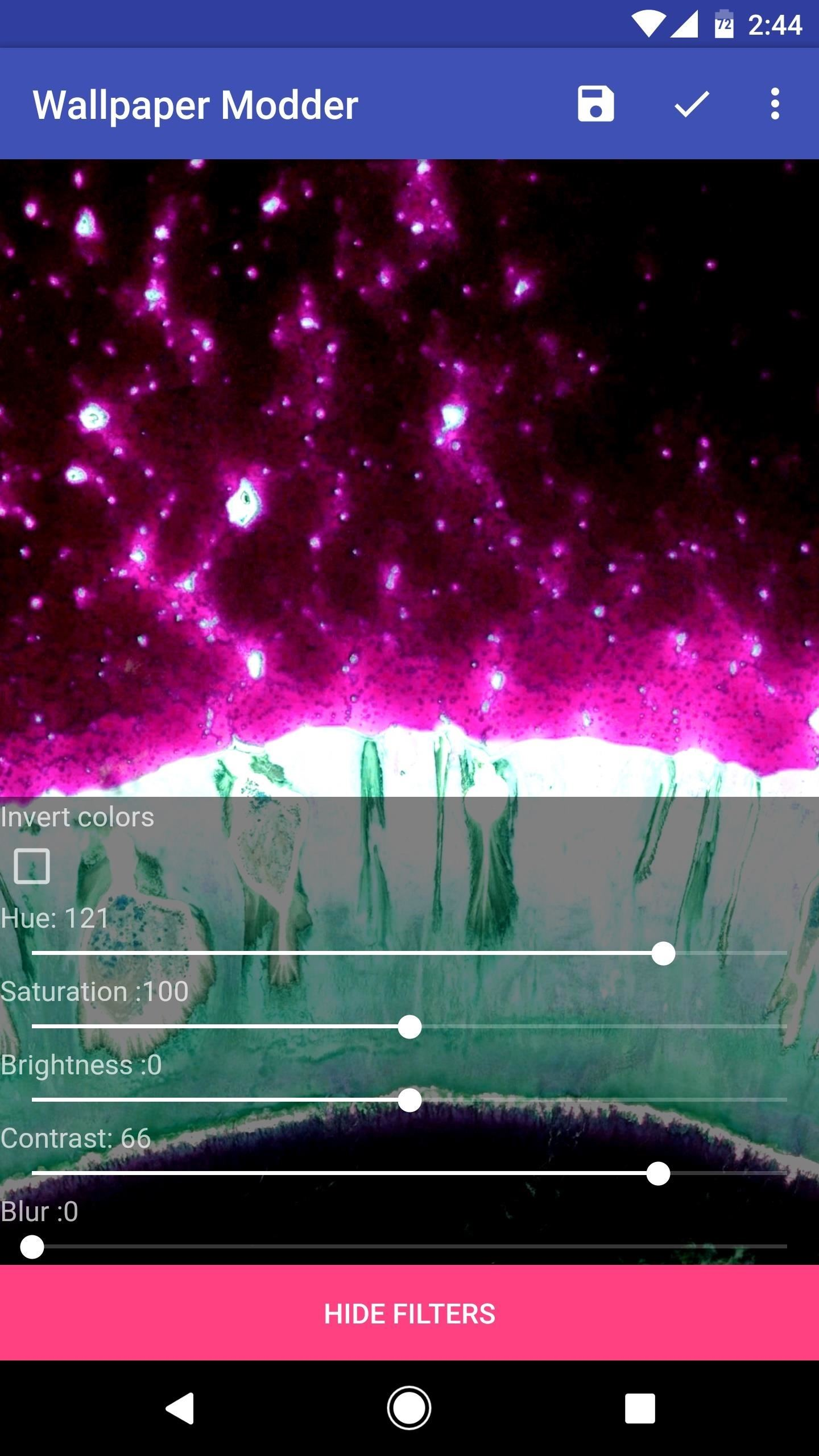How to Customize Your Favorite Wallpapers for a Refreshing New Look on Android