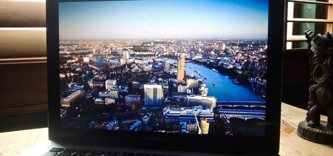 Get Apple TV's New Aerial Screen Saver on Your Mac