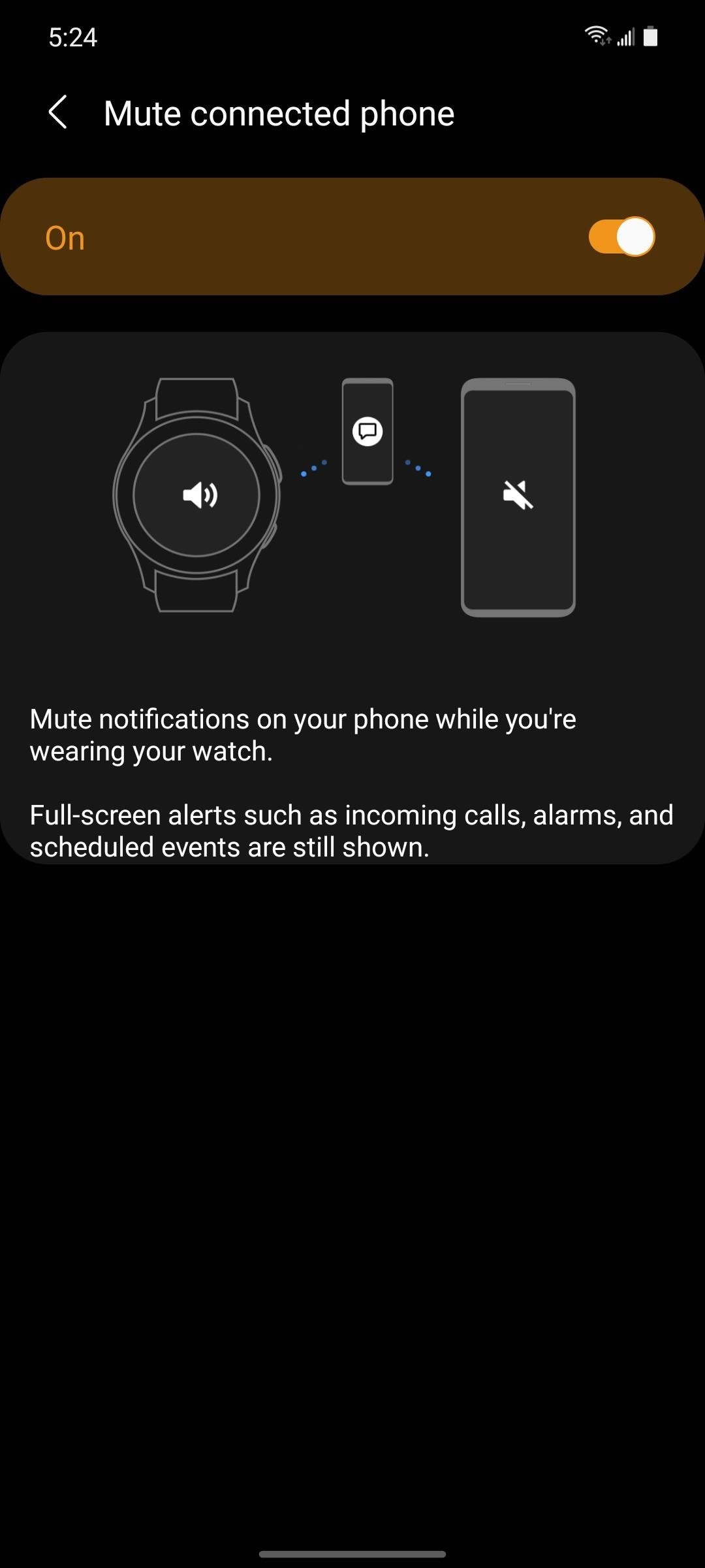 How to Automatically Silence Your Phone When You're Wearing Your Galaxy Watch