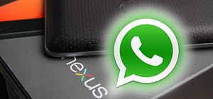 Can you download whatsapp onto a tablet