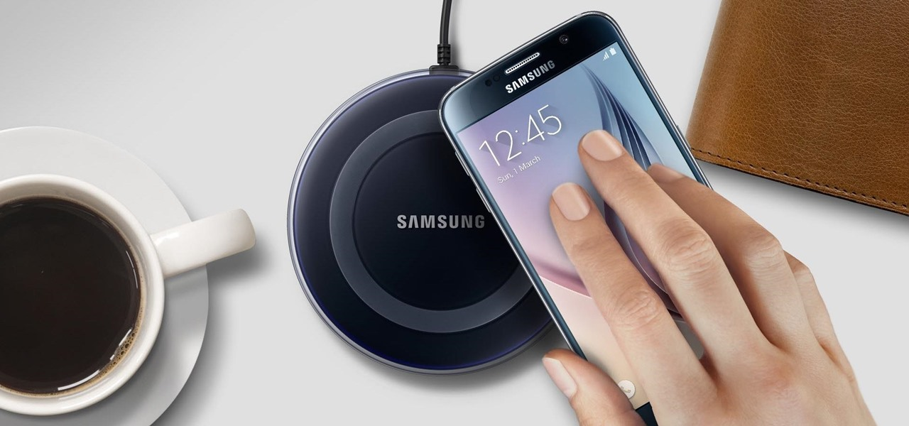 Get a Free Wireless Charger from Samsung