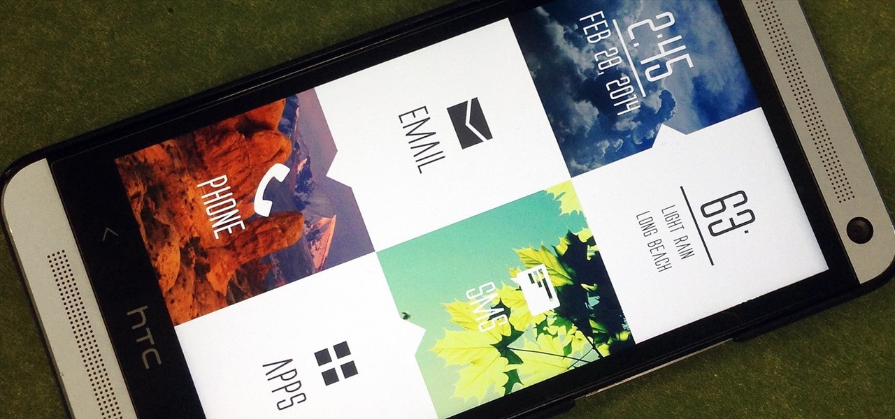 Install Hundreds of Custom Themes on Your HTC One Without Rooting