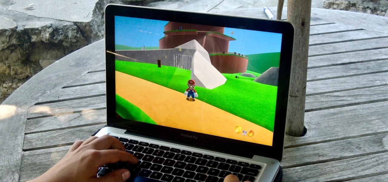 Play Super Mario 64 Directly in Your Web Browser