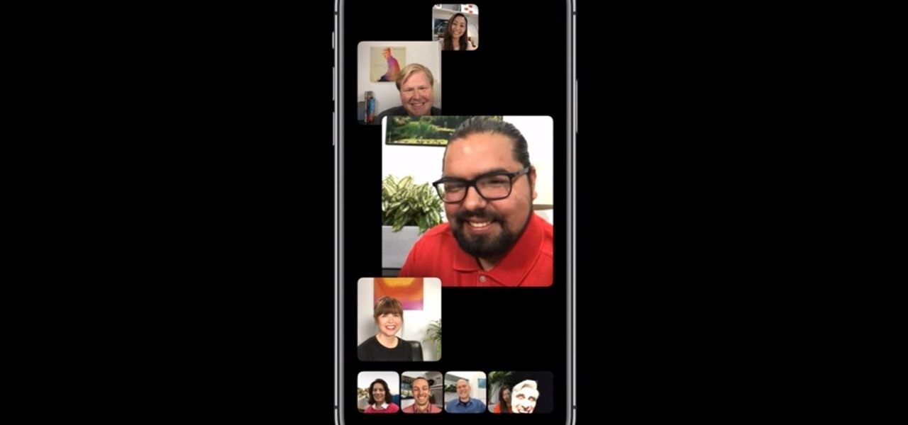 Use FaceTime's Group Chat on Your iPhone to Talk to More Than One Person at a Time