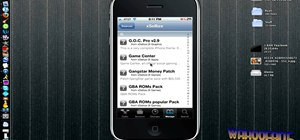 Download GameCenter onto your jailbroken iPod or iPhone Touch running iOS 4