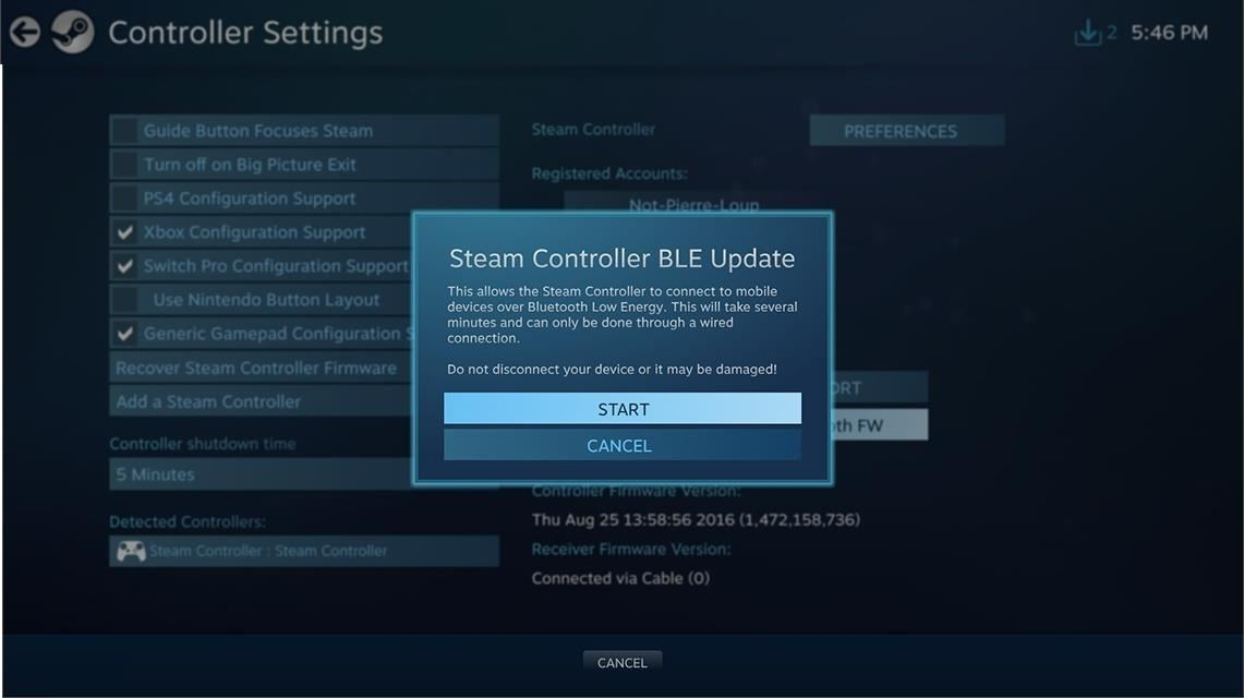 Steam Controller Not Connecting via Bluetooth? Here's the Fix for Steam Link on Android