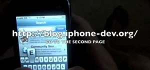 Unlock the iPhone 3G using Yellowsn0w