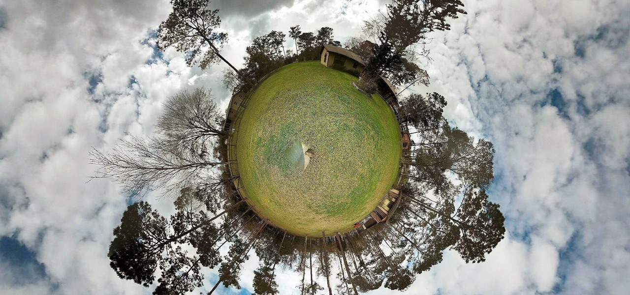 Create Amazing Tiny Planet Photos with Your iPhone