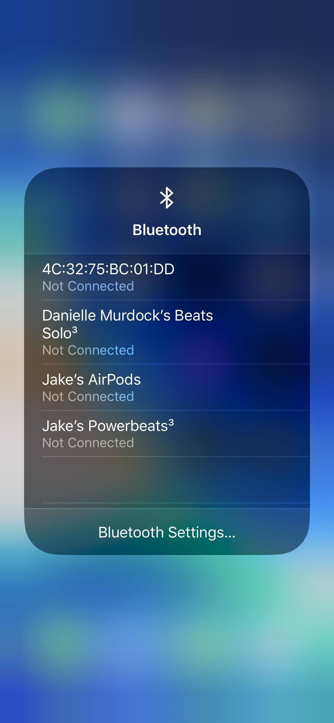 iOS 13 Has Radically Improved Connecting to AirPods & Bluetooth Devices