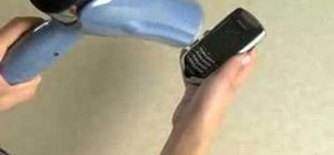 Fix a wet cell phone