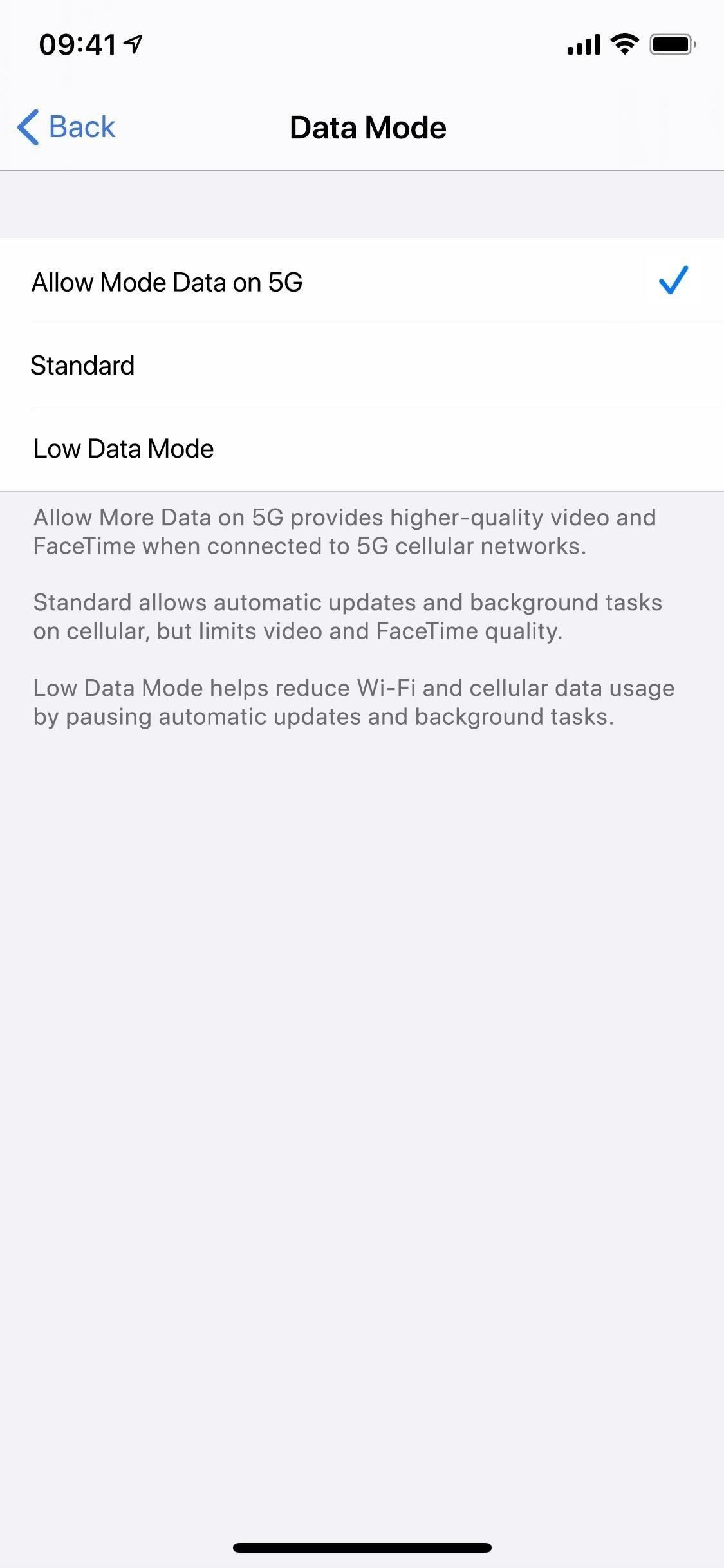 The New iPhones Let You Perform Software Updates Over 5G Networks, but You Might Need to Do This First